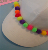 Fun craft ideas using a baseball cap for kids