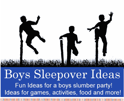 boyssleepoverpng – 13th Birthday Party Invitations for Boys