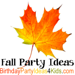 Fall Birthday Party Ideas
