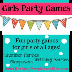 Brilliant Girl Party Games Birthday Party Games For Girls Short Hairstyles For Black Women Fulllsitofus