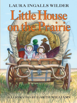 Little House on the Prarie party