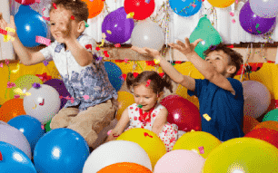 Fun Party Games For Kids Birthday Parties