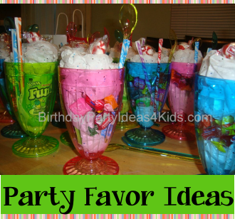 Party Favors