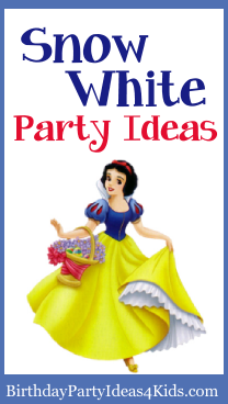 Snow White birthday party