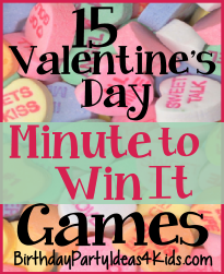 valentines day minute to win it games - Valentine Minute To Win It Games