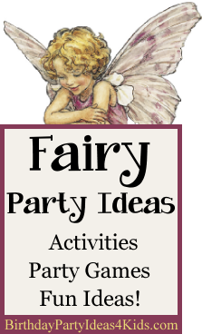 Fairy Party Ideas Birthday Party Ideas For Kids