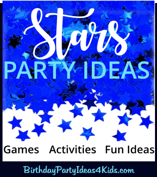 stars birthday party ideas